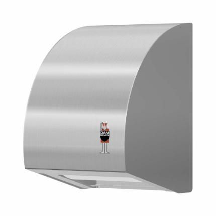 277-stainless DESIGN toilet roll holder for 1 standard roll