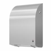 287-stainless DESIGN toilet roll holder for 1 MAXI roll