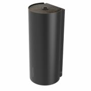 3056-Björk dispenser for liquid soap/disinfectant, matt black