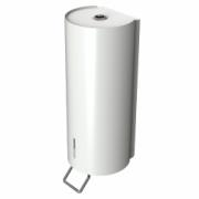 3140-Björk manual dispenser for liquid disinfection, white