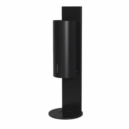 3176-dispenser stand, table, black