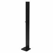 3181-dispenser stand, floor, black