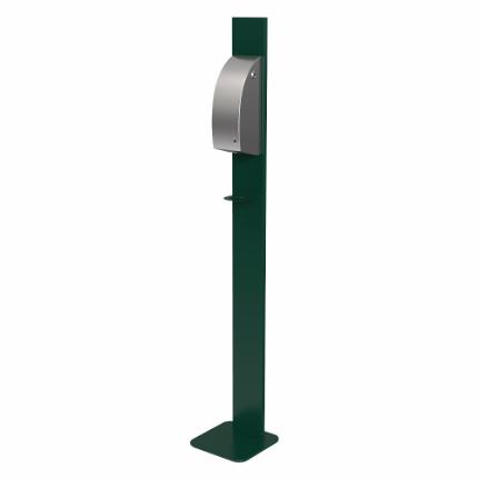 3182-dispenser stand, floor RAL CLASSIC