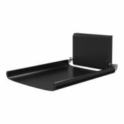 3205-Björk baby changing station, matt black