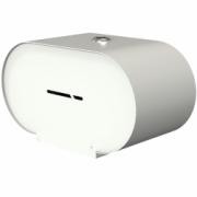 3371-Björk Double-x Toilet Roll Holder, white