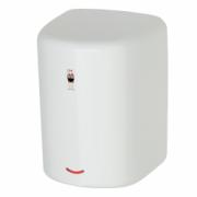 346-Turbo Low Noise hand dryer, white