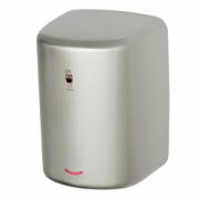 347-Turbo Low Noise hand dryer, brushed stainless steel