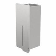 4040-LOKI manual dispenser for soap/disinfectant, stainless steel
