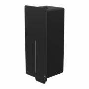 4064-LOKI manual dispenser for foam soap/disinfectant, black