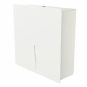 4082-LOKI toilet paper dispenser for 1 jumbo roll, white