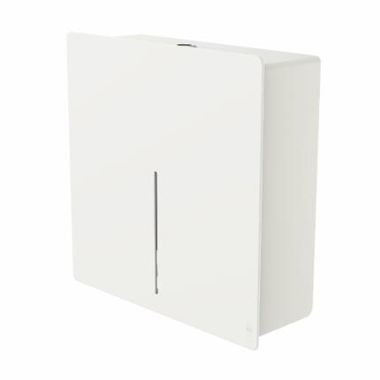 4102-LOKI paper towel dispenser, white