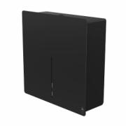 4104-Loki paper towel dispenser, black