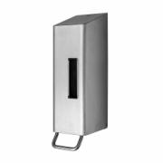 831-soap dispenser for liquid soap, 1.2 l, stainless steel, manual