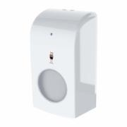 845-soap dispenser for foam soap, touch-less, shock-proof plastic