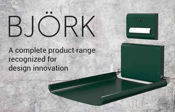 BJÖRK by DAN DRYER complete innovative product line
